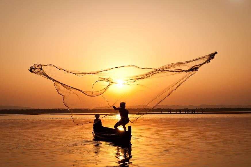 A pesca maravilhosa - Estudo Bíblico