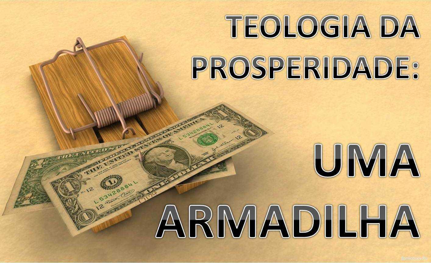 Resultado de imagem para teologia da prosperidade