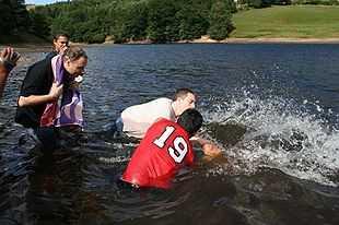 ordenanças de Jesus - batismo