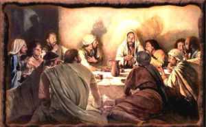 ceia do Senhor ordenança de Jesus